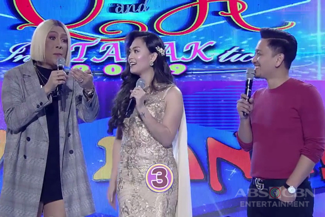 Vice Ganda, binasa ang sulat ni Ma'am Charo para sa It's Showtime?
