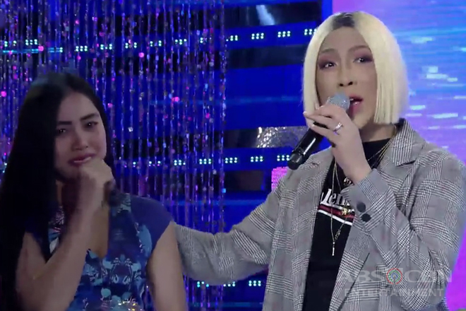 Vice Ganda, pinaiyak ang isa sa It's Showtime dancer!