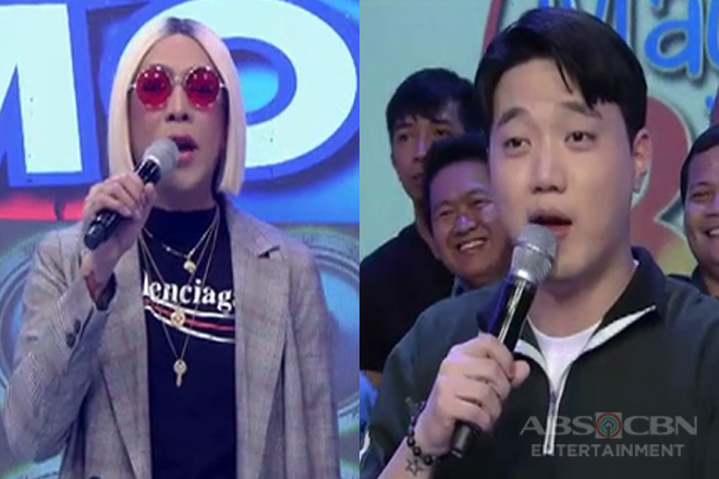 WATCH: Ryan Bang, may nilabag na naman na batas sa It's Showtime?