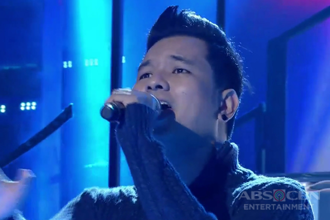 TNT 3: Metro Manila contender Jayvee Flores sings Gary Valenciano's Take Me Out Of The Dark