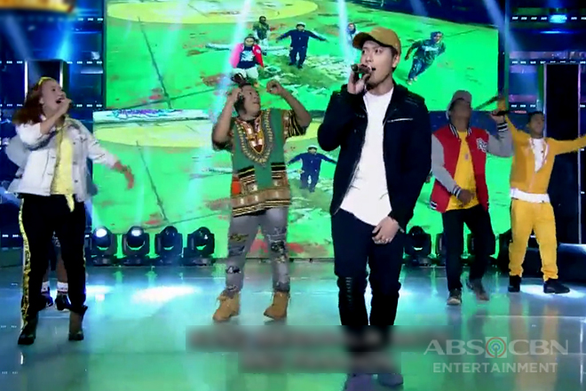 HypeBest semifinals: Mandarhyme's winning performance with Jason Dy