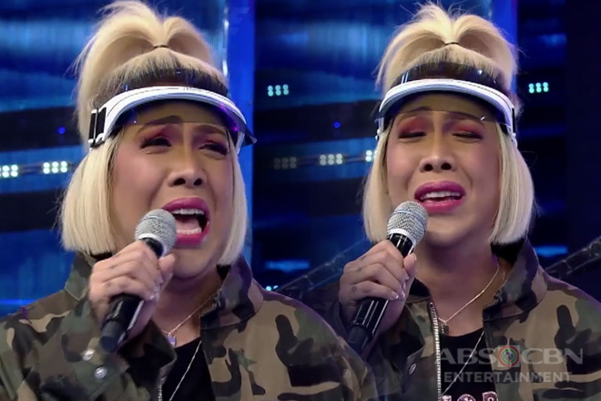 It's Showtime: Vice Ganda, may gigil moment sa pagpalit ng lyrics ng National anthem
