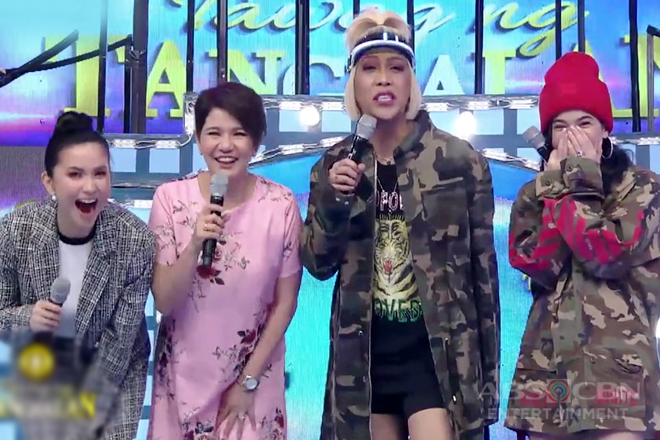 It's Showtime: Vice Ganda, may parinig kina Vhong at Jhong