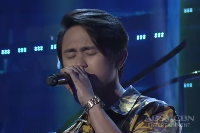 TNT 3: Visayas contender Chingkie Maylon sings Superstar