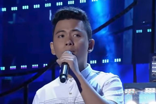 TNT 3: Metro Manila contender Jericho Yumang sings Adele's All Is Ask
