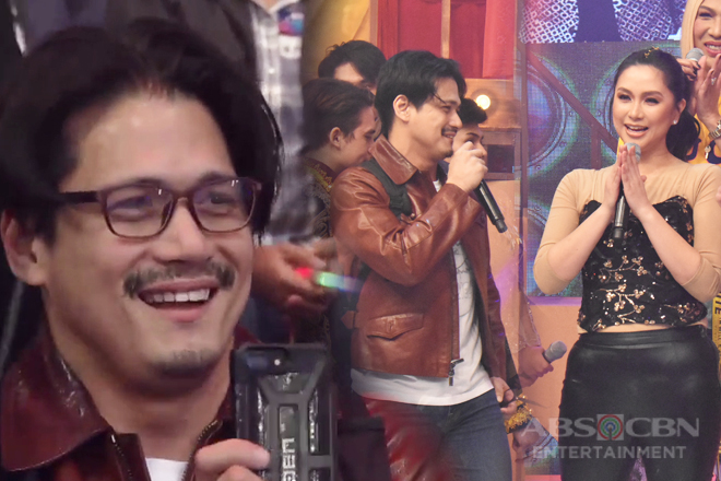 PROUD HUSBAND! Robin Padilla shows his all-out support to wife Mariel on Magpasikat 2018