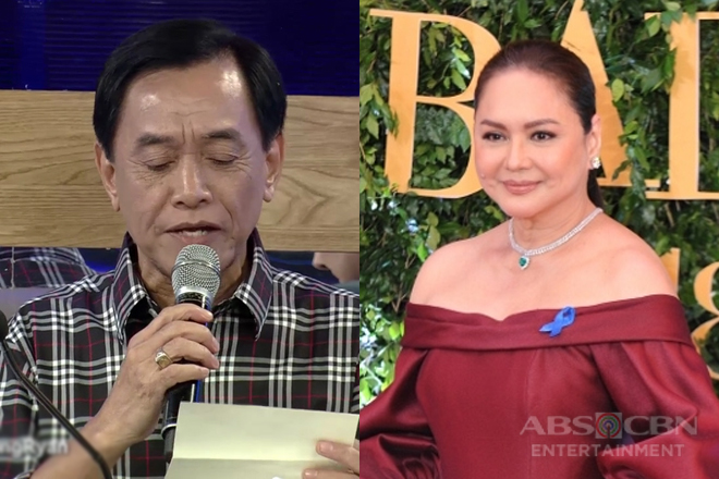 It's Showtime: Punong Hurado Gus, may sulat nga bang natanggap mula kay Ma'am Charo?