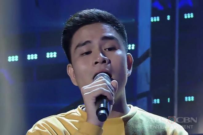 TNT 3: Luzon contender John Aldrich Galang sings Hanggang Ngayon