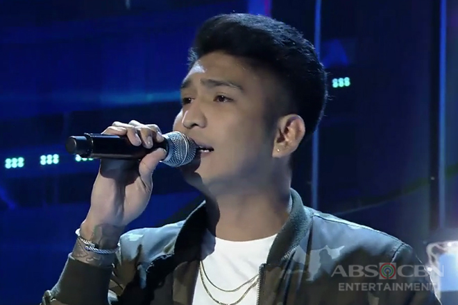 TNT 3: Metro Manila contender Kenneth Evangelista sings Up Dharma Down's Tadhana