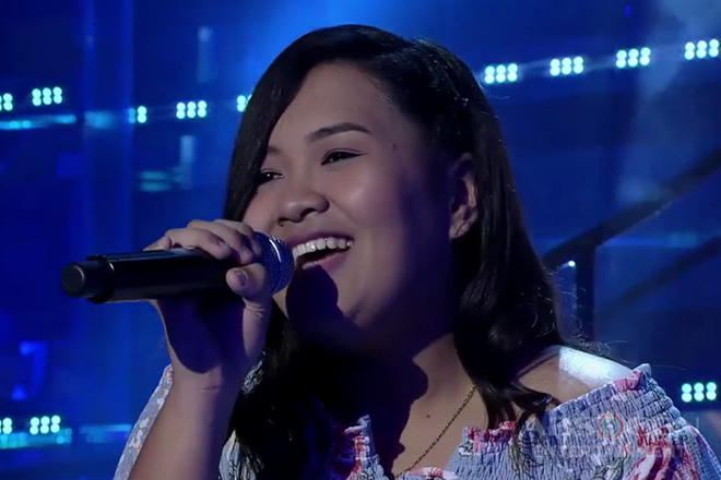 TNT 3: Mindanao contender Riana Nala sings Your Love