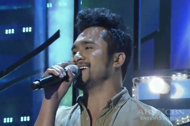 TNT 3: Luzon contender Emil Sinagpulo sings John Legend's Ordinary People