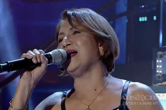 TNT 3: Metro Manila contender Rosalina Sumpaico sings Aegis' Luha