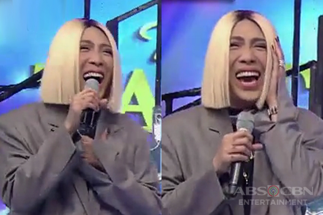 Vice Ganda, maluha-luha sa kakatawa sa It's Showtime
