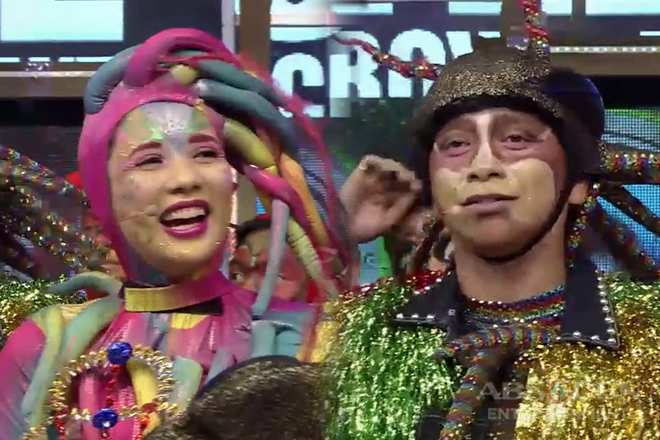 Team Karylle & Jhong's Magpasikat 2018 performance supports LGBTQ community