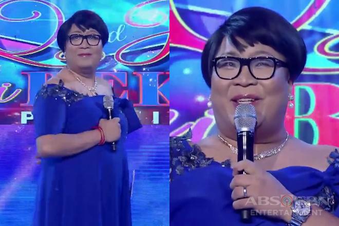 Miss Q & A AnniBEKSary Special: Jugs Jugueta as Juggy Sta. Maria
