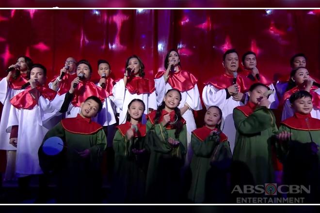 TNT Hurados, champions & singers, nagsama-sama sa isang maagang Christmas treat!