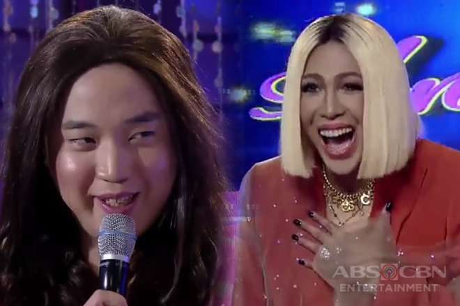 It's Showtime: Vice Ganda, nanibago sa itsura ni Ate Girl