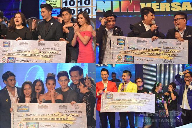 Kapamilya Toplist: Magpasikat winners that stunned us all through the years