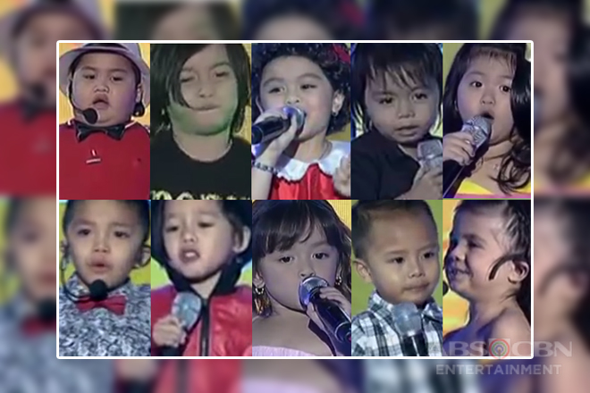 Kapamilya Toplist: 10 kid wonders from Its Showtime's Mini Me Image Thumbnail