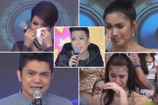 Kapamilya Toplist: 12 most memorable tear-jerking moments in Its Showtime Image Thumbnail