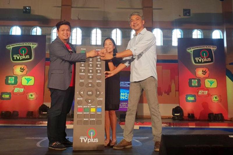 ABS CBN starts digital TV broadcast in Batangas via ABS CBN TVplus 1
