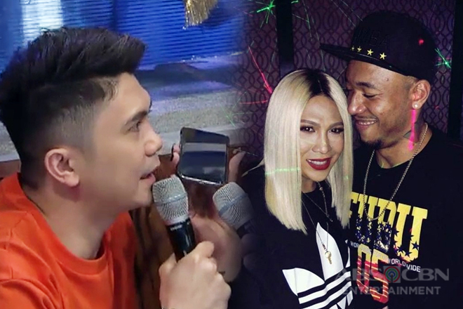 It's Showtime: Vice Ganda, pinakausap si Calvin Abueva via phone sa kanyang 'Showtime' family