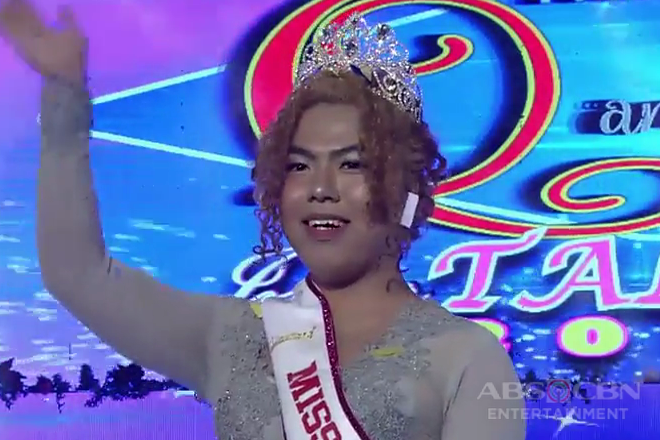Czedy Rodriguez, itinanghal na bagong reigning queen!