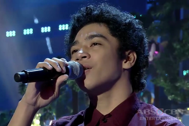 TNT 3: Luzon contender Reiniel Tulabing sings I Won't Give Up