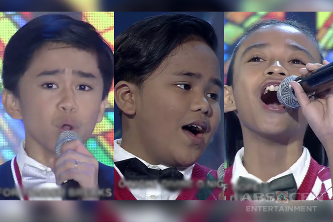 'TNT Boys' opens It's Showtime with a world-class performance of O Holy Night