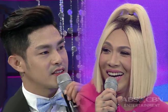 It's Showtime: Ion, nagpasalamat sa lahat ng tulong na ibinigay ni Vice Ganda