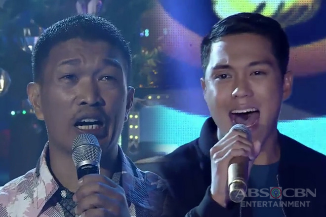 TNT 3: Armando Mandapat at Kevin Ibañez, nagharap para sa golden microphone