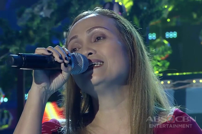TNT 3: Mindanao contender Emily Uy sings Tina Turner's Help