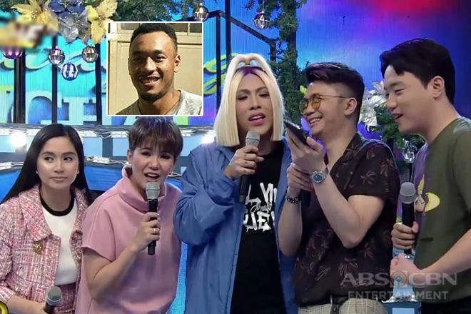 'Showtime' family, tinawagan si Calvin para magpasalamat sa masarap na adobo