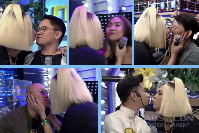 How Vice Ganda spreads love, love, love on It's Showtime