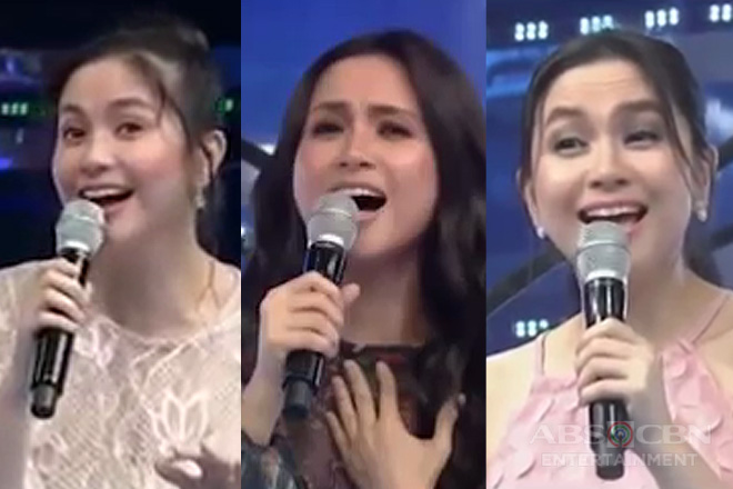 10 extraordinary singing performances of Mariel in It's Showtime