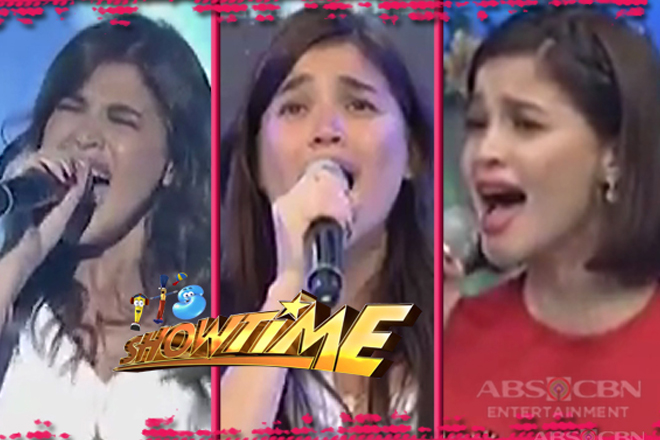 WATCH: 7 Extraordinary performances of Anne Curtis on It's Showtime