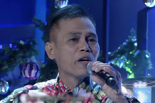 TNT 3: Visayas contender Danilo Sente sings This Is My Life