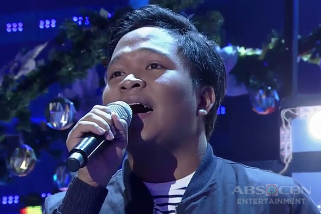 TNT 3: Mindanao contender Jade Toston sings Sometime, Somewhere