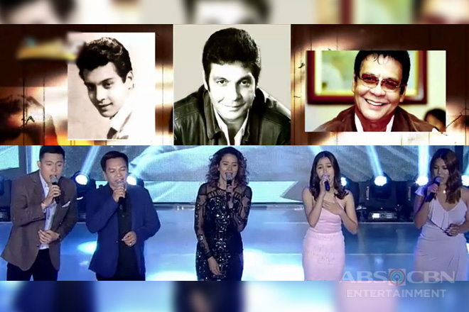"WATCH: It's Showtime pays tribute to ""Da King"" Fernando Poe Jr."