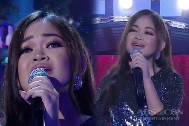 New Gem Of OPM Janine Berdin sings
