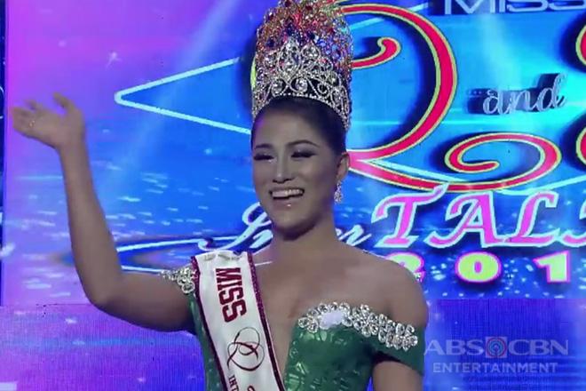 Miss Q & A 2019: Angel Quiogue, matagumpay sa kanyang ika-apat na araw bilang kampeon!