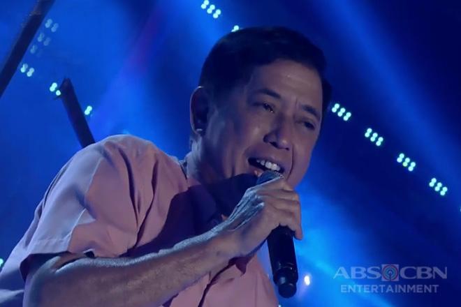 TNT 3: Metro Manila contender Bong Lualhati sings The Way We Were