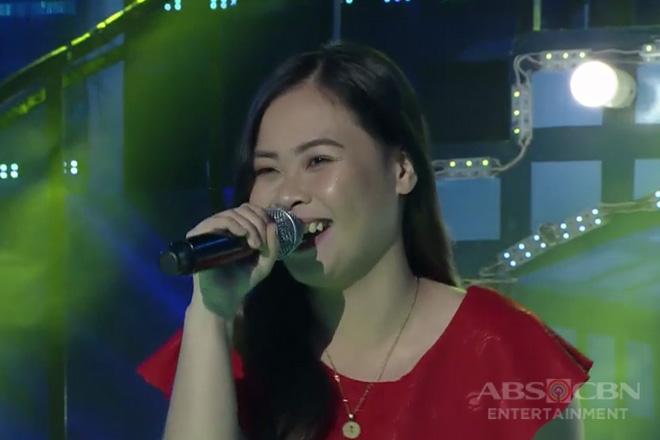 TNT 3: Visayas contender Divine Grace Daque sings Cabaret