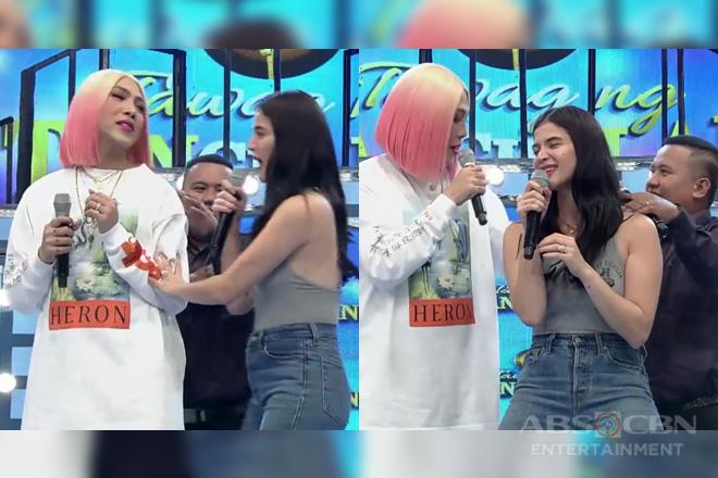 It's Showtime: Vice Ganda at Anne, nag-agawan sa massage ni daily contender Bobby
