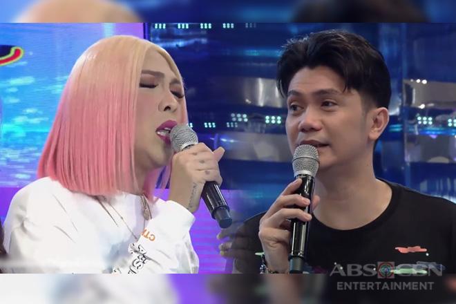 It's Showtime: Vice Ganda at Vhong, nag-duet sa TNT stage