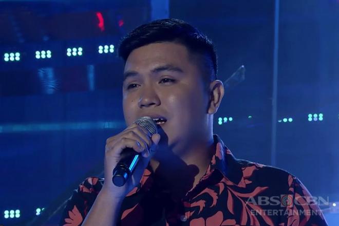TNT 3: Metro Manila contender Terrence Caindoy sings Huwag Ka Lang Mawawala