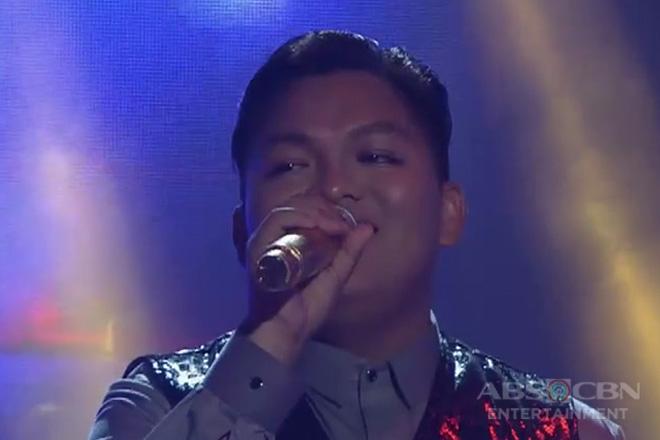TNT 3 Quarter 2 semifinals Day 1: John Mark Saga sings I Am Changing
