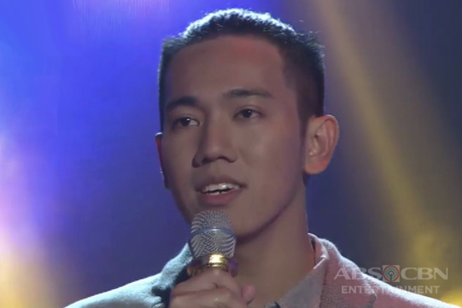 TNT 3 Quarter 2 semifinals Day 1: John Michael Dela Cerna sings Unchained Melody