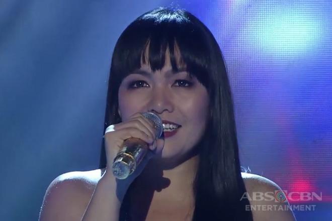 TNT 3 Quarter 2 semifinals Day 1: Rose Ganda Sanz sings Miracle