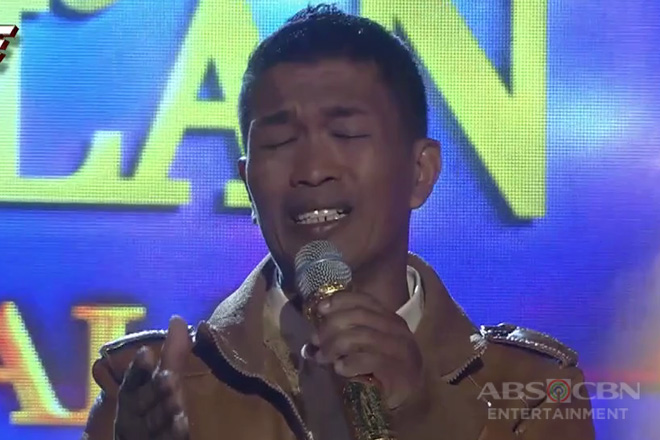 TNT 2 Quarter 2 Semifinals Day 2: Armando Mandapat sings Iduyan Mo